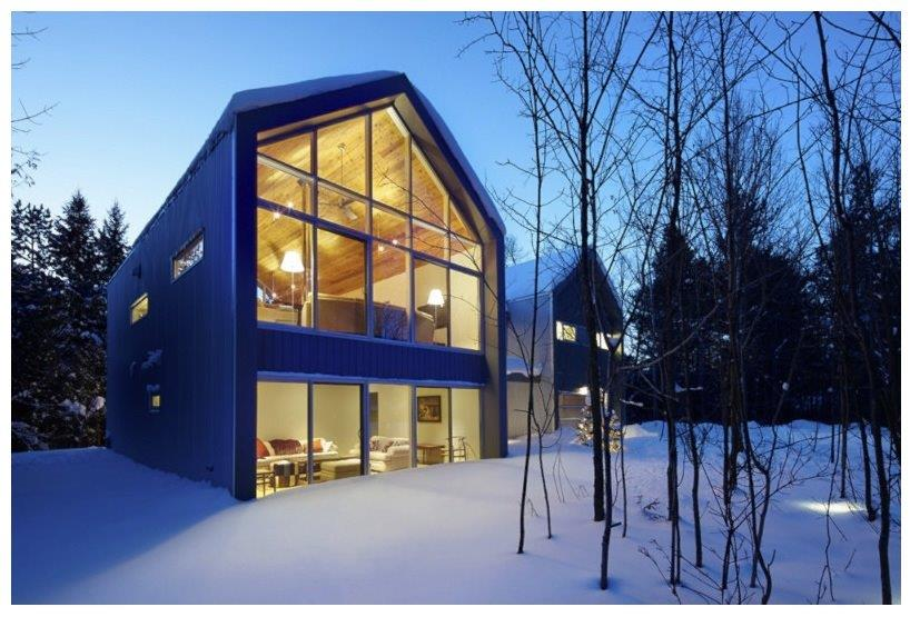The Collingwood Chalet Offers A Relaxing Retreat From The Regular Busy Lifestyle