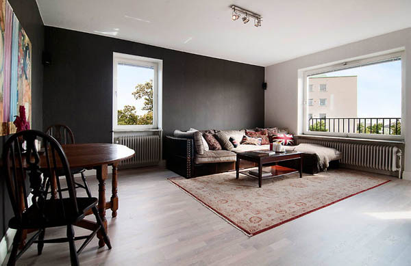 A Swedish Apartment Offers Style And Elegance