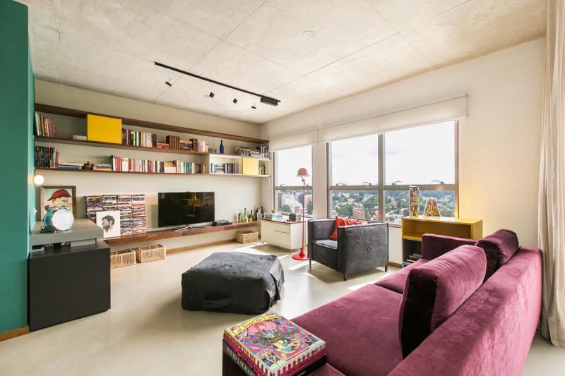 Apartamento Panamby By DT Studio Arquitectura