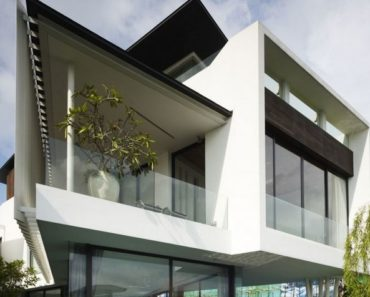 Clever Design And Lots Of Style At Cove Grove Sentosa by Aamer Architects