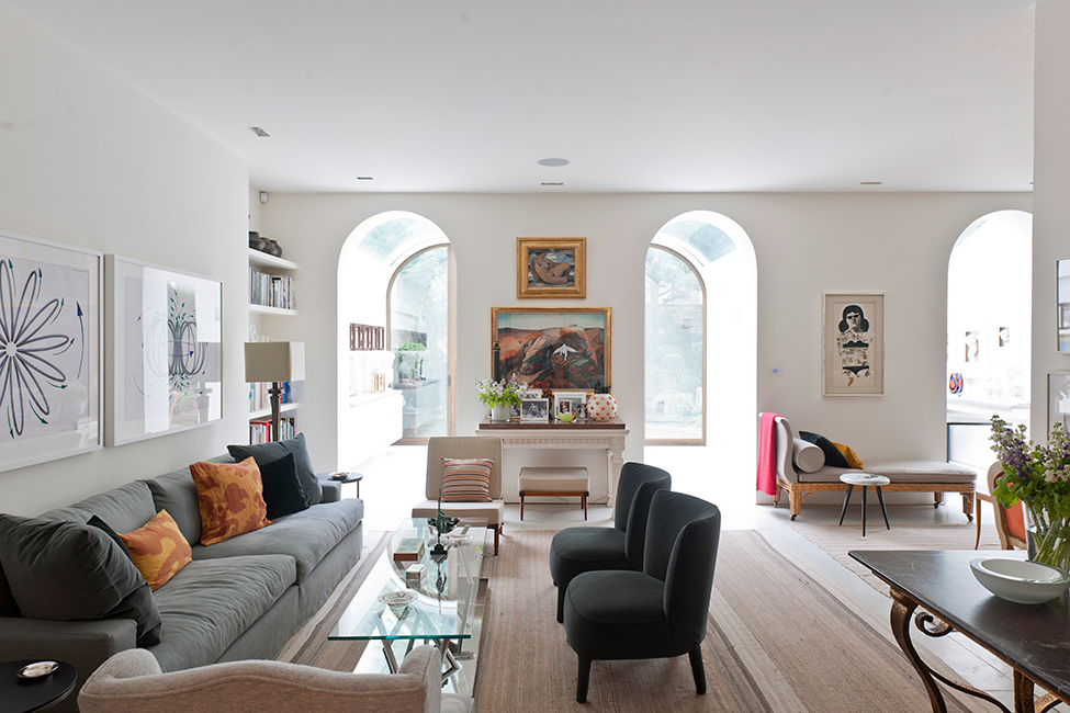 Awesome Modern And Traditional Blend In At Mews 04 By Andy Martin Architects