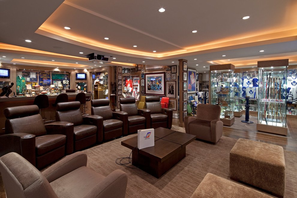 20 man caves that are heaven on earth - What is a man cave ...