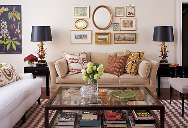 Home Beautiful Decor 20 beautiful living room centerpiece ideas for your home