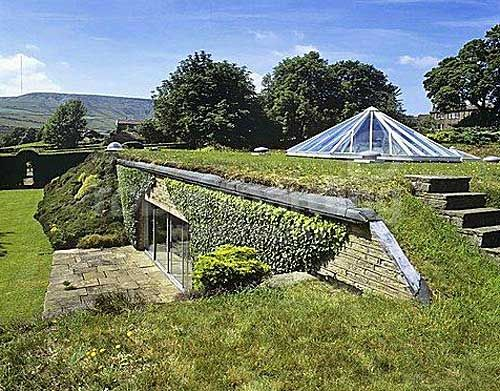 Of The Most Amazing Underground House Designs