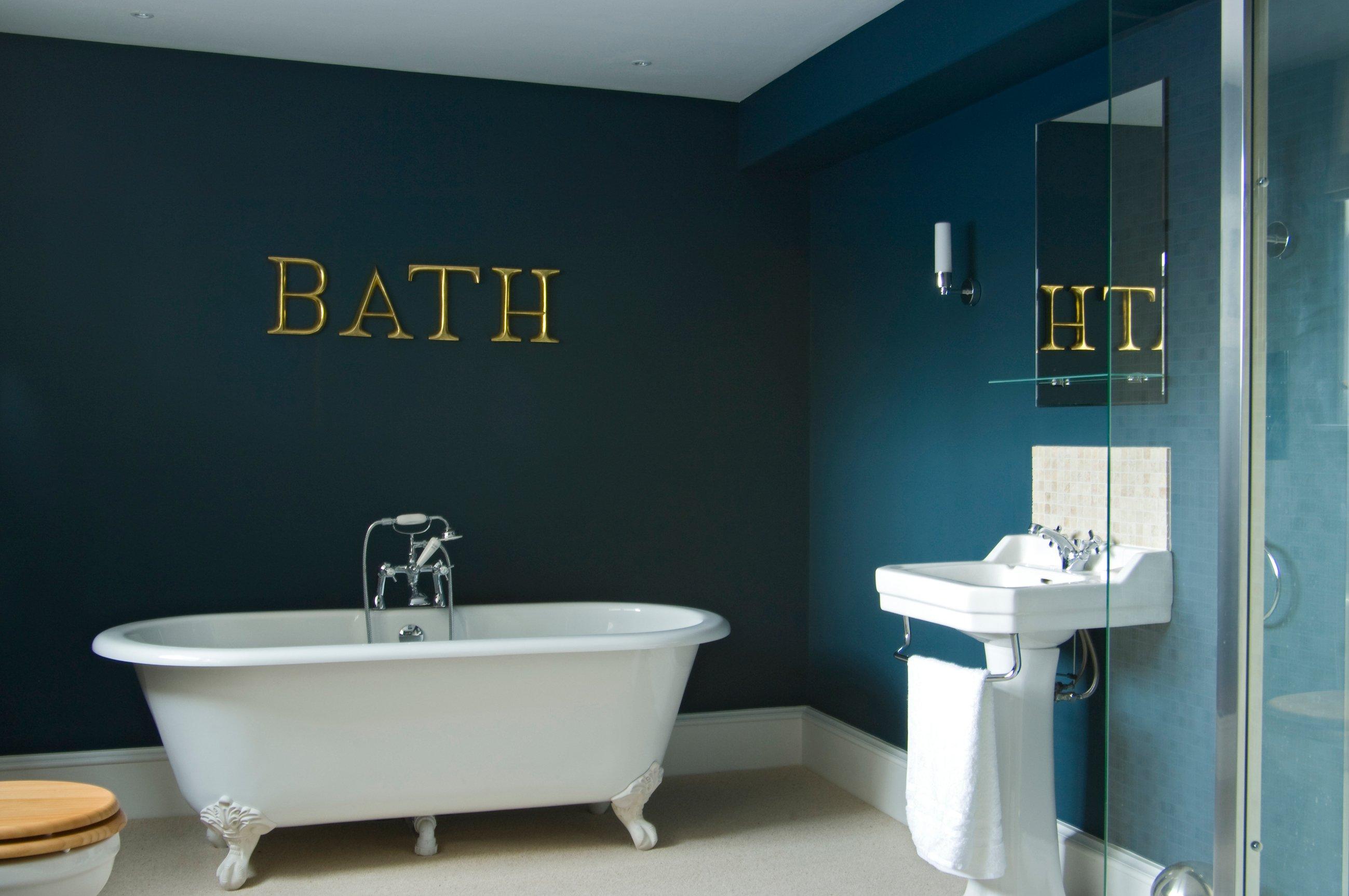 blue bathroom designs. 20 Of The Most Gorgeous Blue Bathroom Designs