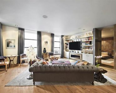 20 Celebrities With Amazing Apartments in New York City