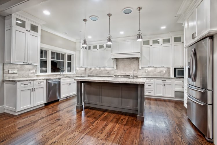 20 Beautiful White Kitchen Cabinets Ideas