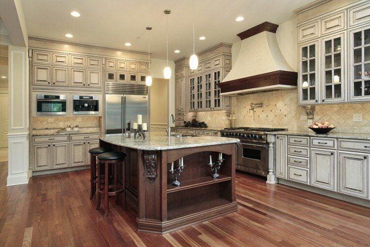 20 Beautiful White Kitchen Cabinets Ideas