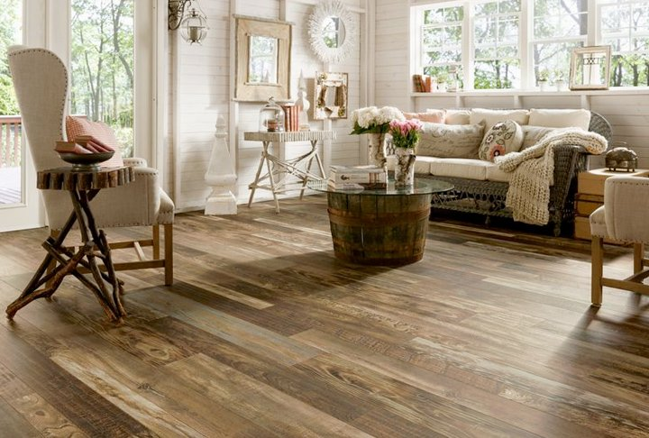10 Benefits From Using Laminate Wood Flooring