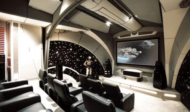 20 Man Caves That Are Heaven On Earth