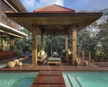 20 Pool Gazebos That Are Out of This World