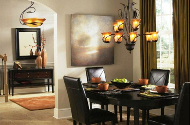 20 Small Dining Room Ideas On A Budget - Decorating-ideas-dining-room