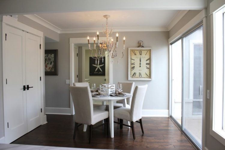 decorate a small dining room | 20 Small Dining Room Ideas on a Budget