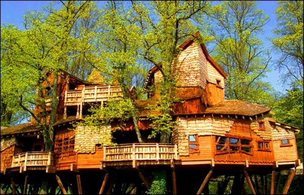 Luxurious tree house Extravagant For Some Ideas Here Are 20 Of The Most Luxurious Tree Houses Youll Ever See Nimvo Interior Design Luxury Homes 20 Of The Most Luxurious Tree Houses Youll Ever See