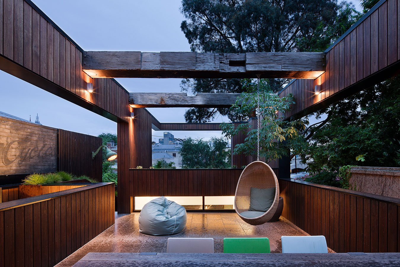 20 unique lighting ideas for your backyard