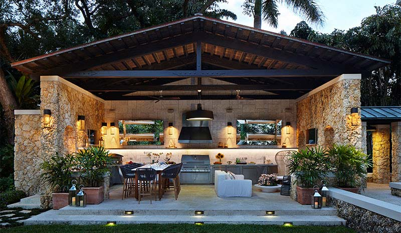 20 Outdoor Kitchens Perfect For the Summer on modern kitchen cabinet design ideas, enclosed outdoor chairs, enclosed fire pit ideas, enclosed outdoor living rooms, outdoor pool bar ideas, cool outdoor bar ideas, enclosed refrigerator ideas, enclosed sunroom ideas, kitchen pass through ideas, enclosed outside kitchens,