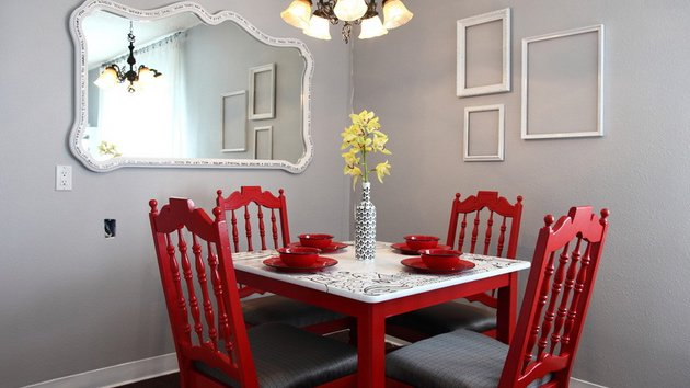 Superb 20 Small Dining Room Ideas On A Budget Interior Design Ideas Tzicisoteloinfo