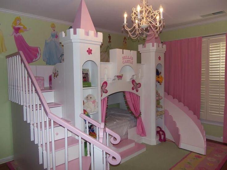 remarkable little girls bunk beds bedroom ideas | 20 Beautiful Children's Room Designs with Bunkbeds