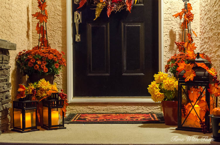 20 of the most gorgeous fall decoration ideas