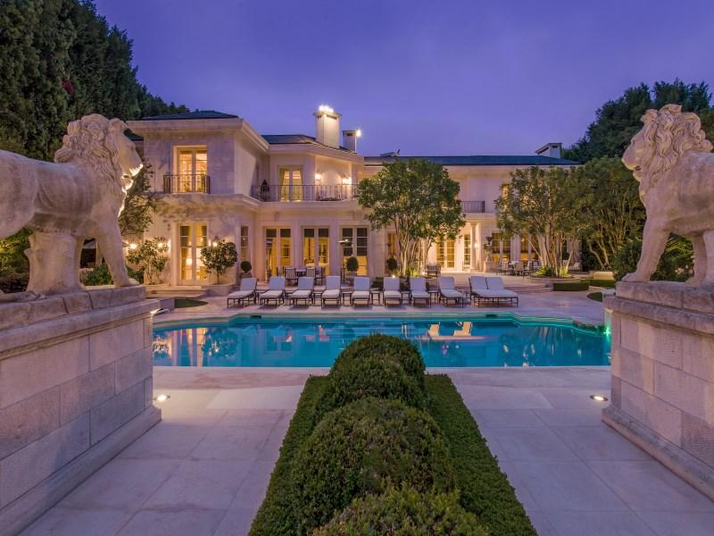 The 20 Most Expensive Homes In Beverly Hills