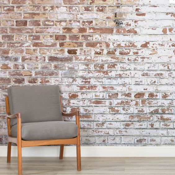 20 Beautiful Examples of Textured Wallpaper