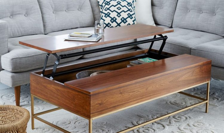 20 Small Coffee Table Ideas For Limited Living Space