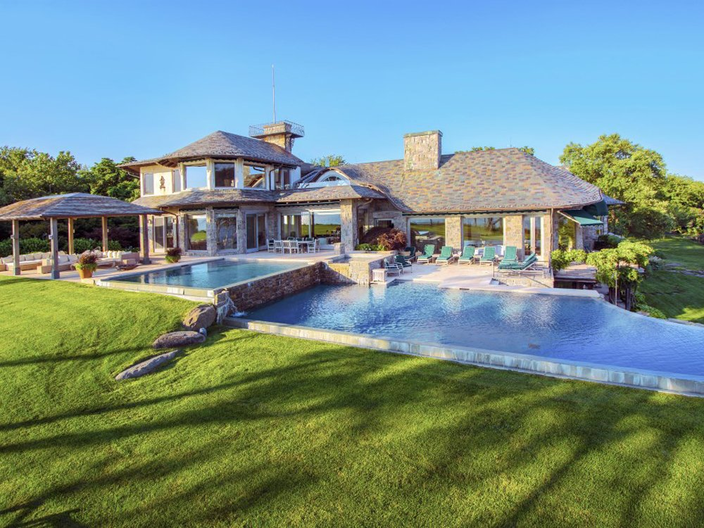 the 20 most expensive homes on long island