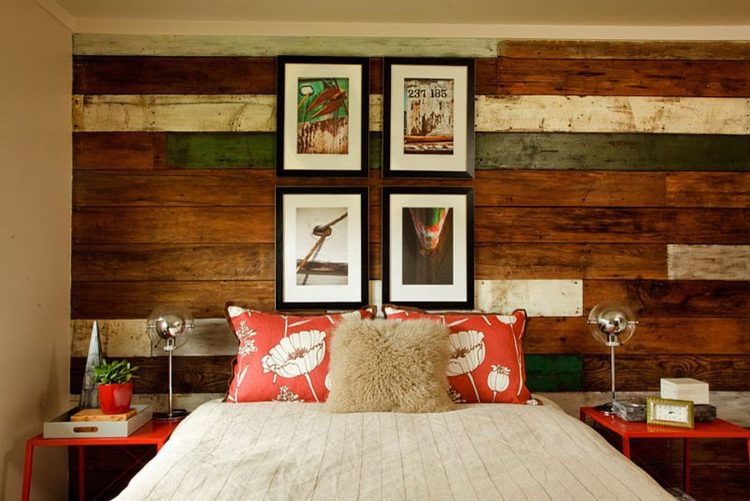 Want A New Look To Your Bedroom? How About Creating An Amazing Focal Point  For Your Room, Using Just A Wall. You Can Turn An Ordinary Looking Wall, ...
