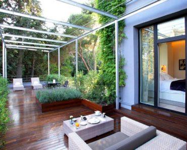 20 Beautiful Indoor/Outdoor Bedroom Designs