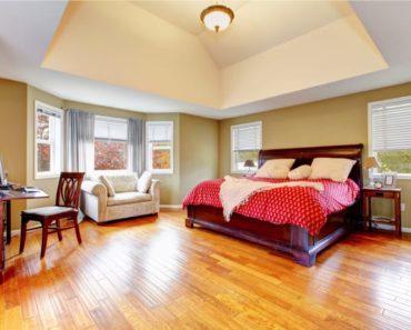 20 Master Bedroom Designs with Wooden Floors