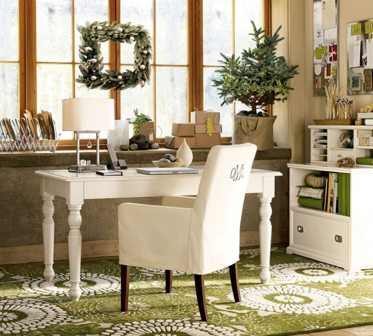 Beautiful Homeoffice Designs: 20 Beautiful Home Offices With Area Rugs