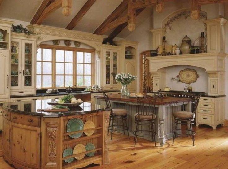 lovely tuscan kitchen design ideas | 20 Gorgeous Kitchen Designs with Tuscan Decor