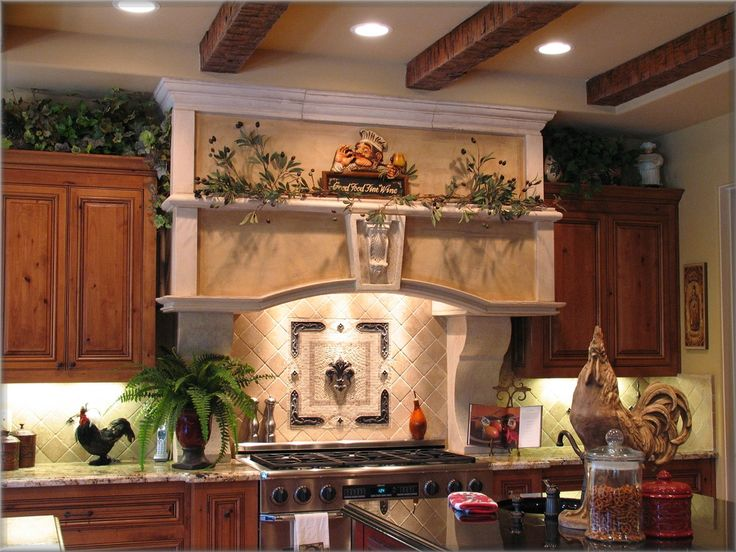 Tuscan Kitchen Design Images Interesting Design