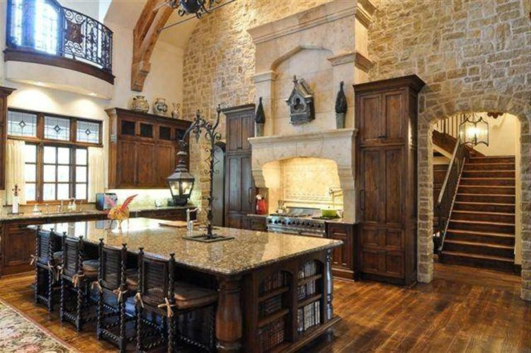 Tuscan Kitchen Design Images Best Decoration