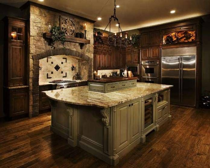Tuscan Kitchen Design Images Amazing Ideas