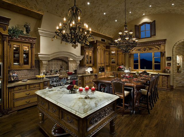 kitchen ideas home decorating tuscan tuscany style kitchens pin