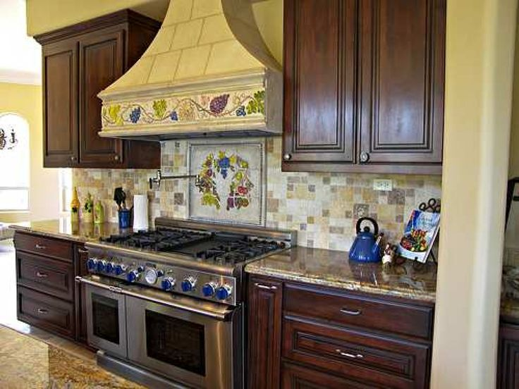 20 gorgeous kitchen designs with tuscan decor - Tuscan Style Kitchen