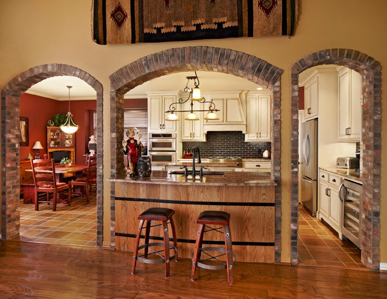 house designs kitchen 20 gorgeous kitchen designs with tuscan decor 1708