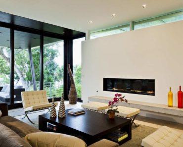 20 Modern Style Living Room Design Ideas