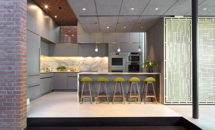 Bespoke kitchen designs to give you inspiration