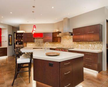 20 Sensible Brown Kitchen Ideas