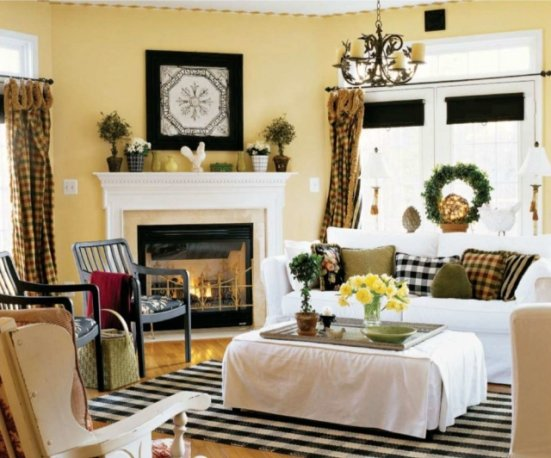 20 gorgeous country style living room ideas nimvo interior rh nimvo com Living Room with TV Bohemian Living Room