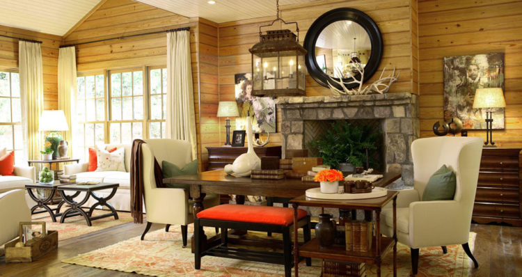 Custom Country Style Living Room Ideas Minimalist