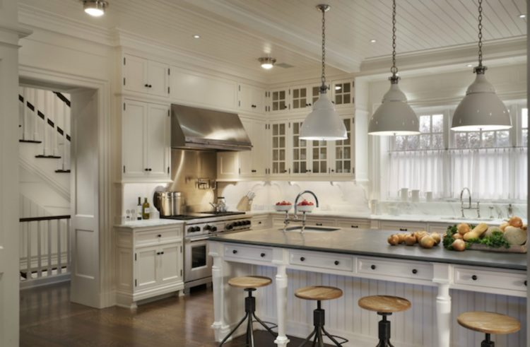 For More Ideas, Scroll Down To See 20 Examples Of Beautiful Farmhouse Kitchen  Designs.