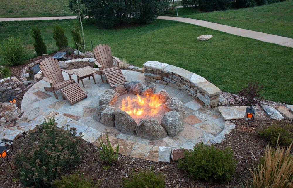 20 Beautiful Outdoor Fire Pit Ideas