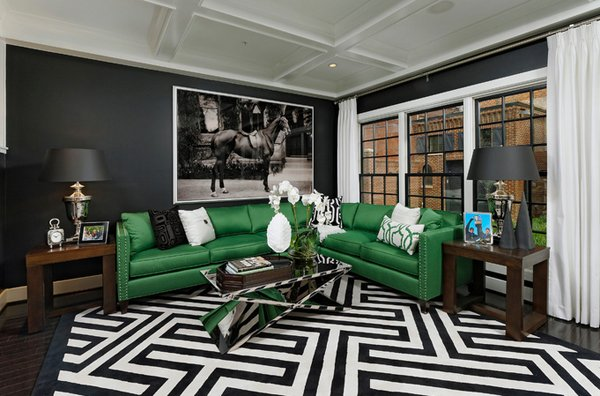 Beautiful Green Living Room Ideas Decoration
