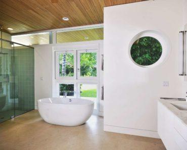 20 Gorgeous Modern Style Bathroom Designs