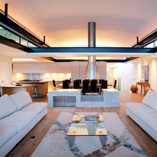 Track Lighting Living Room: 20 Gorgeous Examples Of Track Lighting Ideas