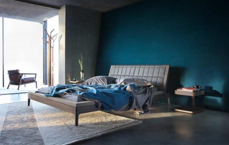Superb Blue Bedroom Ideas Part - 6: 20 Gorgeous Blue Bedroom Ideas