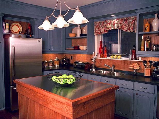Blue Kitchen Colors. Image via www guilfordjoblink com 20 Beautiful Blue Kitchen Ideas